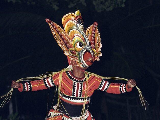 Devil dance in Sri Lanka © Jerzy Strzelecki