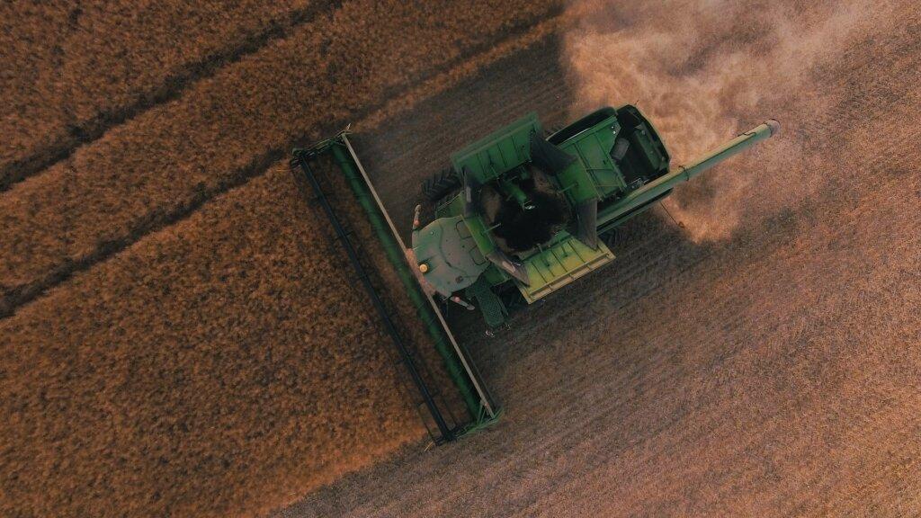 Massive scale farming - Unsplash - Thomas Hertogh